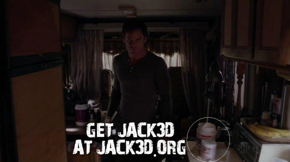 Dexter Hunts Down USPLabs Jack3d User