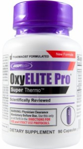 The New OxyELITE Pro