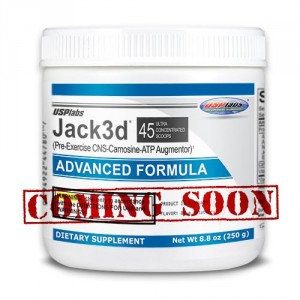 Jack3d Advanced Formula is Out!